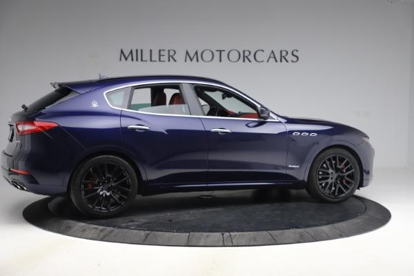 Used 2018 Maserati Levante S GranSport for sale $66,900 at Bugatti of Greenwich in Greenwich CT 06830 9