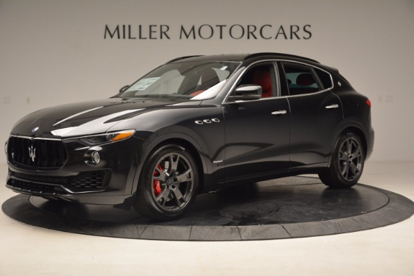 New 2018 Maserati Levante S Q4 for sale Sold at Bugatti of Greenwich in Greenwich CT 06830 2