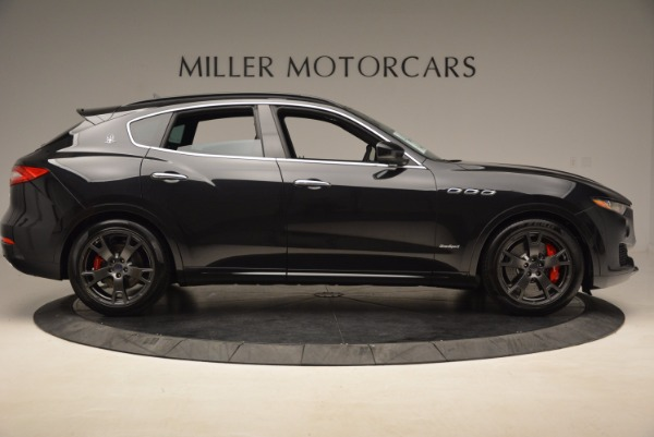 New 2018 Maserati Levante S Q4 for sale Sold at Bugatti of Greenwich in Greenwich CT 06830 9