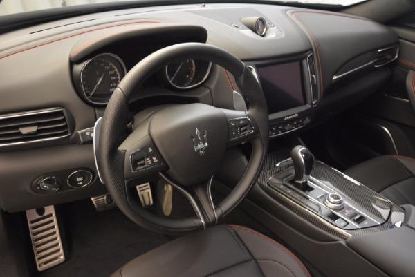 New 2018 Maserati Levante S Q4 GRANSPORT for sale Sold at Bugatti of Greenwich in Greenwich CT 06830 13