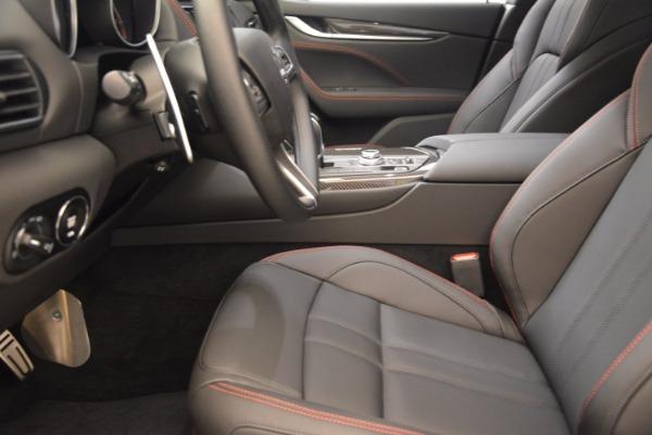 New 2018 Maserati Levante S Q4 GRANSPORT for sale Sold at Bugatti of Greenwich in Greenwich CT 06830 14