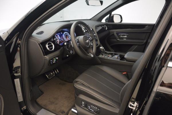 Used 2018 Bentley Bentayga Onyx Edition for sale $139,900 at Bugatti of Greenwich in Greenwich CT 06830 18