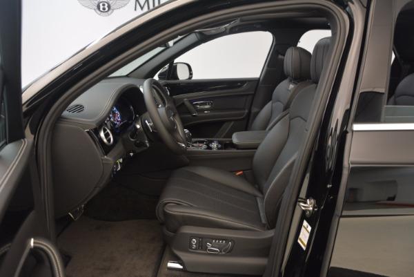 Used 2018 Bentley Bentayga Onyx Edition for sale $139,900 at Bugatti of Greenwich in Greenwich CT 06830 19