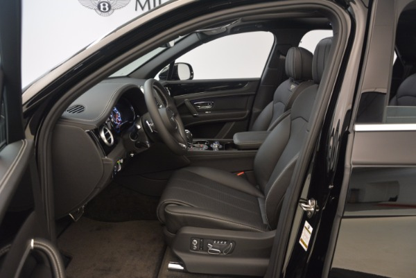 Used 2018 Bentley Bentayga Onyx for sale $145,900 at Bugatti of Greenwich in Greenwich CT 06830 19