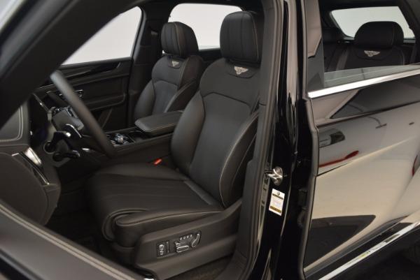 Used 2018 Bentley Bentayga Onyx Edition for sale $139,900 at Bugatti of Greenwich in Greenwich CT 06830 20