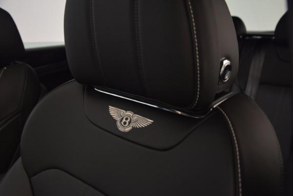 Used 2018 Bentley Bentayga Onyx Edition for sale $139,900 at Bugatti of Greenwich in Greenwich CT 06830 21