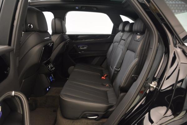 Used 2018 Bentley Bentayga Onyx Edition for sale $139,900 at Bugatti of Greenwich in Greenwich CT 06830 23