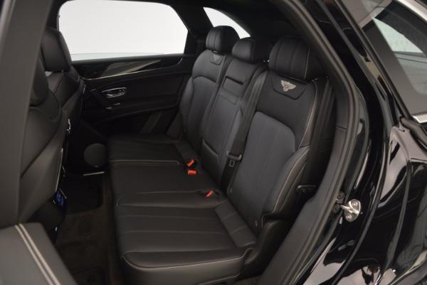 Used 2018 Bentley Bentayga Onyx Edition for sale $139,900 at Bugatti of Greenwich in Greenwich CT 06830 24