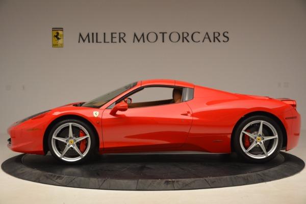 Used 2012 Ferrari 458 Spider for sale Sold at Bugatti of Greenwich in Greenwich CT 06830 15