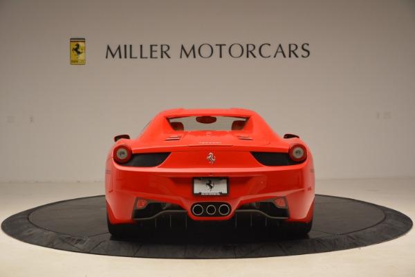 Used 2012 Ferrari 458 Spider for sale Sold at Bugatti of Greenwich in Greenwich CT 06830 18