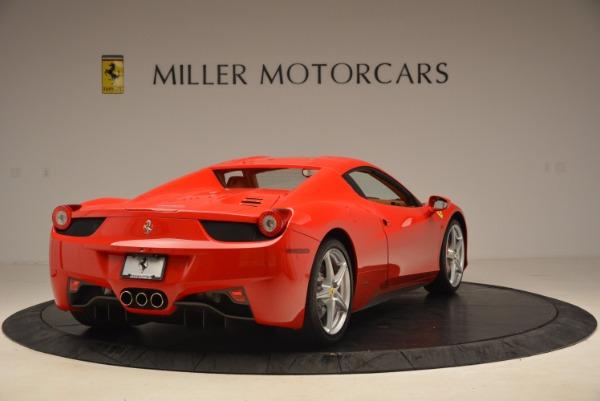 Used 2012 Ferrari 458 Spider for sale Sold at Bugatti of Greenwich in Greenwich CT 06830 19