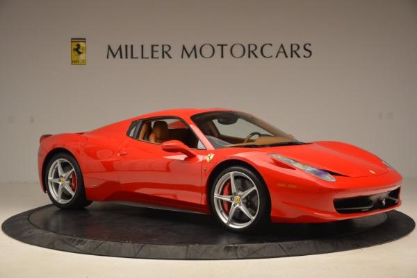 Used 2012 Ferrari 458 Spider for sale Sold at Bugatti of Greenwich in Greenwich CT 06830 22