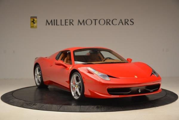 Used 2012 Ferrari 458 Spider for sale Sold at Bugatti of Greenwich in Greenwich CT 06830 23