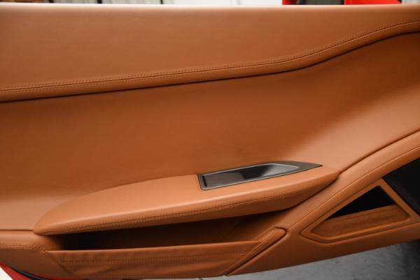 Used 2012 Ferrari 458 Spider for sale Sold at Bugatti of Greenwich in Greenwich CT 06830 28