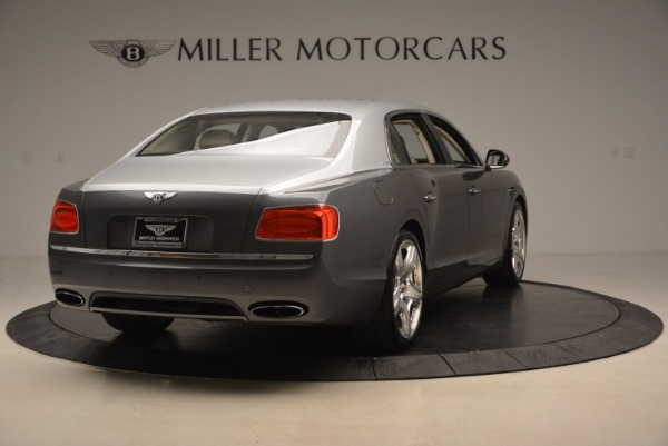 Used 2015 Bentley Flying Spur W12 for sale Sold at Bugatti of Greenwich in Greenwich CT 06830 7