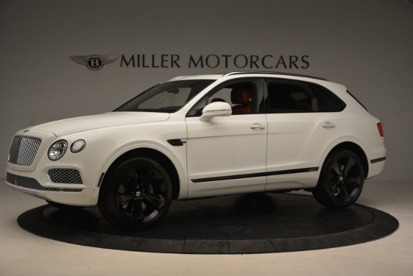 Used 2018 Bentley Bentayga Signature for sale Sold at Bugatti of Greenwich in Greenwich CT 06830 2