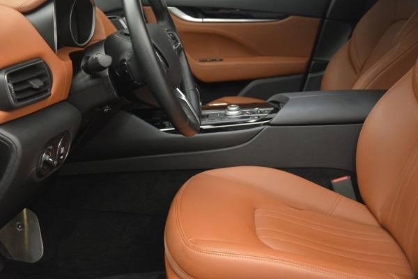 Used 2018 Maserati Levante Q4 for sale Sold at Bugatti of Greenwich in Greenwich CT 06830 18