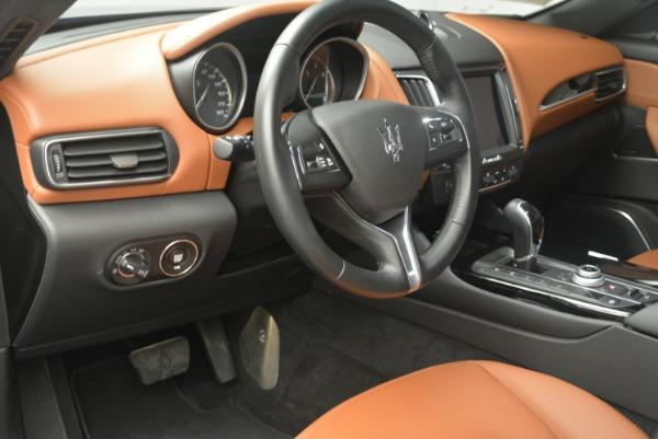 Used 2018 Maserati Levante Q4 for sale Sold at Bugatti of Greenwich in Greenwich CT 06830 21