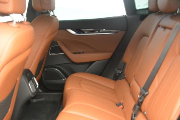 Used 2018 Maserati Levante Q4 for sale Sold at Bugatti of Greenwich in Greenwich CT 06830 25