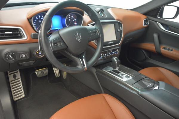 Used 2014 Maserati Ghibli S Q4 for sale Sold at Bugatti of Greenwich in Greenwich CT 06830 14
