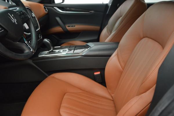Used 2014 Maserati Ghibli S Q4 for sale Sold at Bugatti of Greenwich in Greenwich CT 06830 15