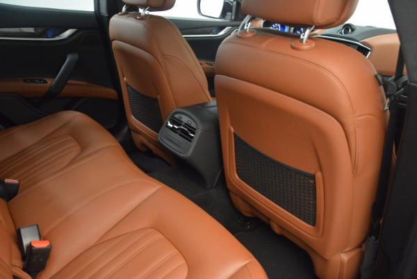 Used 2014 Maserati Ghibli S Q4 for sale Sold at Bugatti of Greenwich in Greenwich CT 06830 20
