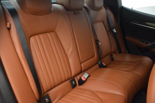 Used 2014 Maserati Ghibli S Q4 for sale Sold at Bugatti of Greenwich in Greenwich CT 06830 22