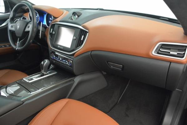 Used 2014 Maserati Ghibli S Q4 for sale Sold at Bugatti of Greenwich in Greenwich CT 06830 23