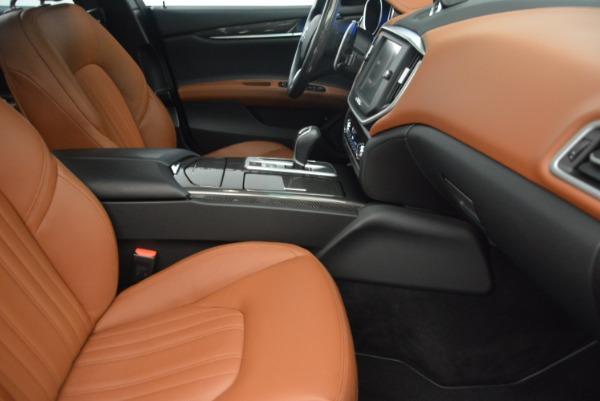 Used 2014 Maserati Ghibli S Q4 for sale Sold at Bugatti of Greenwich in Greenwich CT 06830 24
