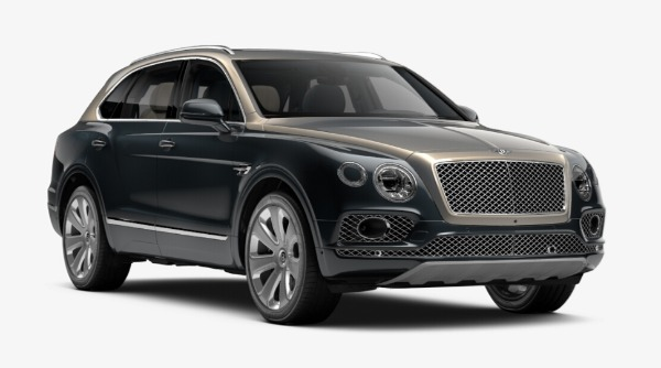 New 2018 Bentley Bentayga Mulliner for sale Sold at Bugatti of Greenwich in Greenwich CT 06830 1