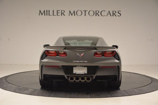 Used 2015 Chevrolet Corvette Stingray Z51 for sale Sold at Bugatti of Greenwich in Greenwich CT 06830 6
