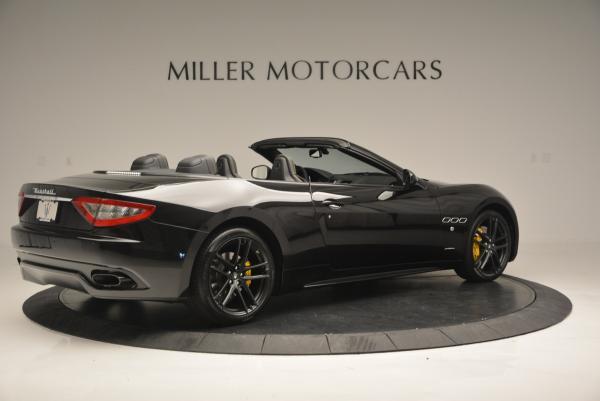 New 2017 Maserati GranTurismo Convertible Sport for sale Sold at Bugatti of Greenwich in Greenwich CT 06830 11