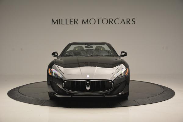 New 2017 Maserati GranTurismo Convertible Sport for sale Sold at Bugatti of Greenwich in Greenwich CT 06830 18