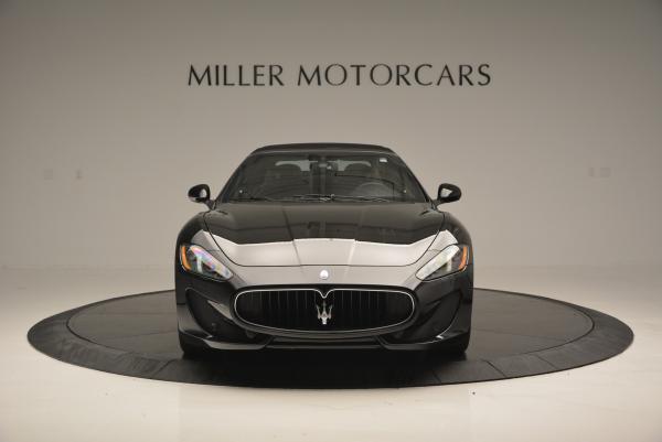 New 2017 Maserati GranTurismo Convertible Sport for sale Sold at Bugatti of Greenwich in Greenwich CT 06830 19