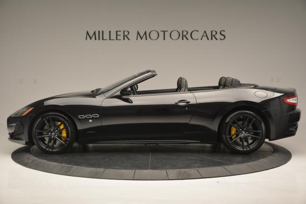 New 2017 Maserati GranTurismo Convertible Sport for sale Sold at Bugatti of Greenwich in Greenwich CT 06830 5