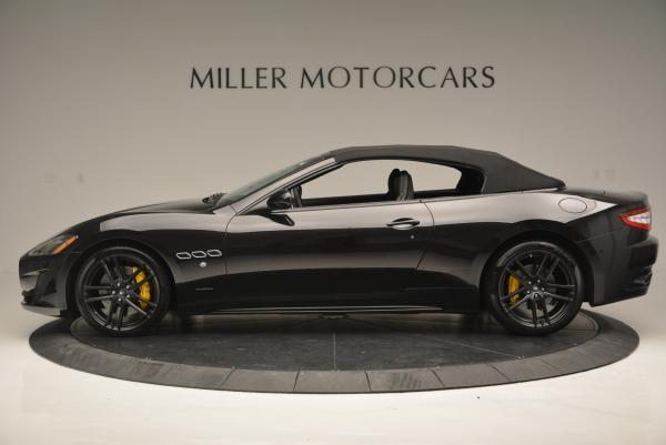 New 2017 Maserati GranTurismo Convertible Sport for sale Sold at Bugatti of Greenwich in Greenwich CT 06830 6