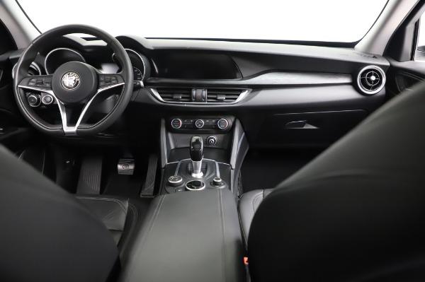 Used 2018 Alfa Romeo Stelvio Q4 for sale Sold at Bugatti of Greenwich in Greenwich CT 06830 17