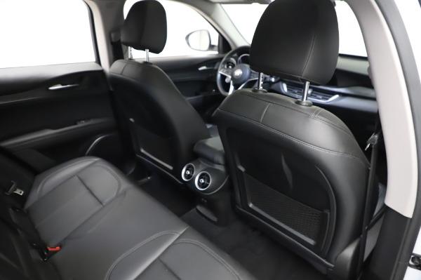 Used 2018 Alfa Romeo Stelvio Q4 for sale Sold at Bugatti of Greenwich in Greenwich CT 06830 26