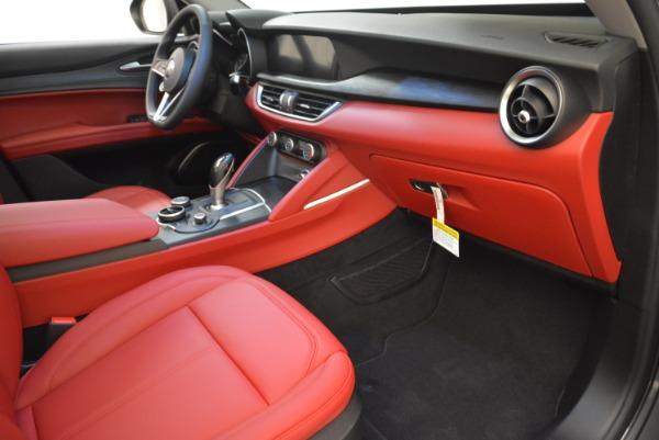 New 2018 Alfa Romeo Stelvio Q4 for sale Sold at Bugatti of Greenwich in Greenwich CT 06830 16