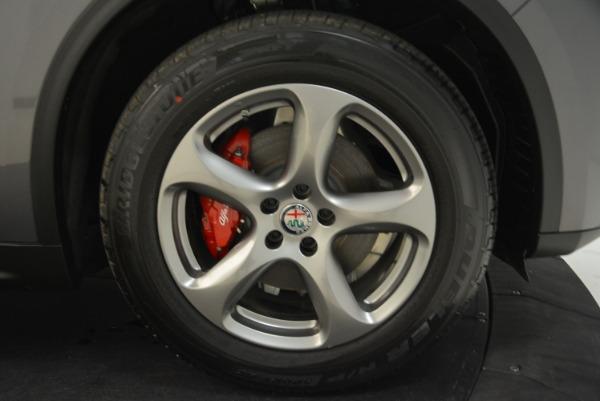 New 2018 Alfa Romeo Stelvio Q4 for sale Sold at Bugatti of Greenwich in Greenwich CT 06830 25