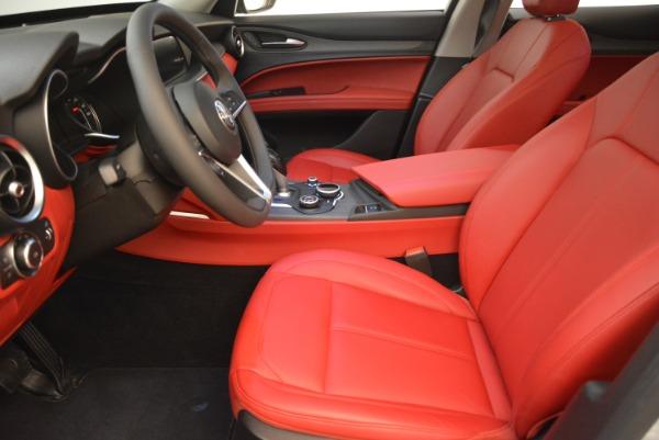 New 2018 Alfa Romeo Stelvio Ti Q4 for sale Sold at Bugatti of Greenwich in Greenwich CT 06830 14