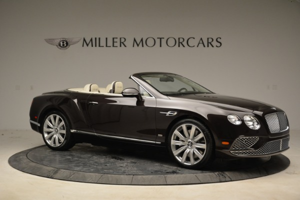 New 2018 Bentley Continental GT Timeless Series for sale Sold at Bugatti of Greenwich in Greenwich CT 06830 10