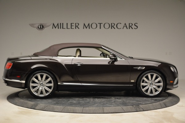 New 2018 Bentley Continental GT Timeless Series for sale Sold at Bugatti of Greenwich in Greenwich CT 06830 18