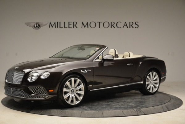New 2018 Bentley Continental GT Timeless Series for sale Sold at Bugatti of Greenwich in Greenwich CT 06830 2