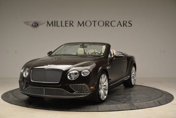 New 2018 Bentley Continental GT Timeless Series for sale Sold at Bugatti of Greenwich in Greenwich CT 06830 1