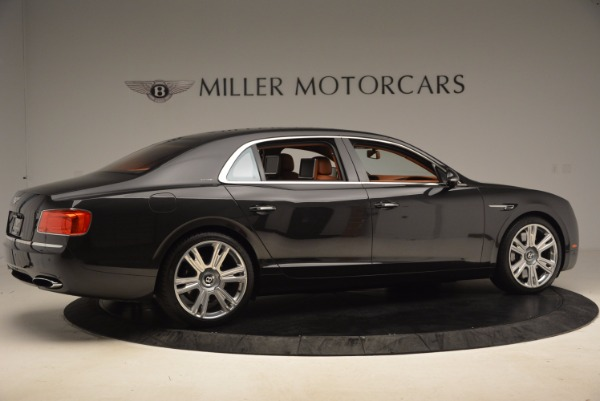 Used 2014 Bentley Flying Spur W12 for sale Sold at Bugatti of Greenwich in Greenwich CT 06830 13
