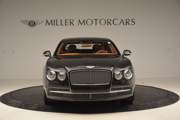 Used 2014 Bentley Flying Spur W12 for sale Sold at Bugatti of Greenwich in Greenwich CT 06830 17