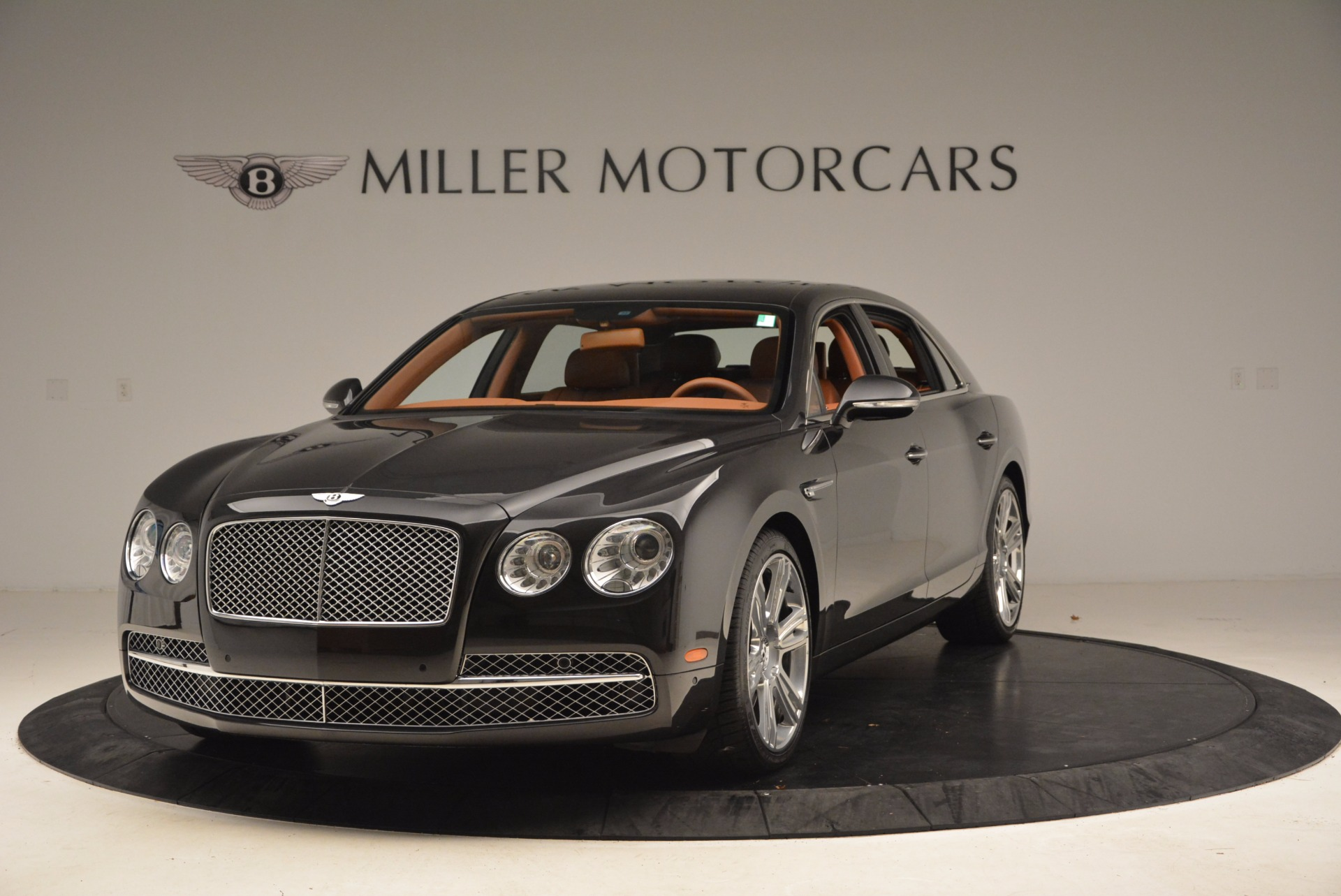 Used 2014 Bentley Flying Spur W12 for sale Sold at Bugatti of Greenwich in Greenwich CT 06830 1