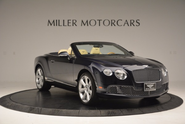 Used 2012 Bentley Continental GTC for sale Sold at Bugatti of Greenwich in Greenwich CT 06830 11
