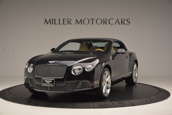 Used 2012 Bentley Continental GTC for sale Sold at Bugatti of Greenwich in Greenwich CT 06830 14